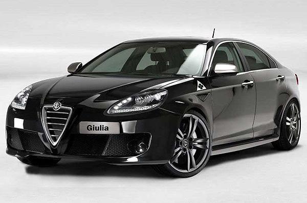 Crossover Alfa Romeo