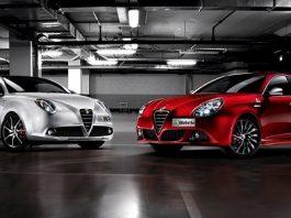 Alfa Romeo MiTO & Giulietta