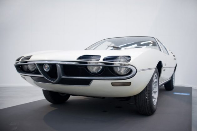 Alfa Romeo Montreal 1967 - front side