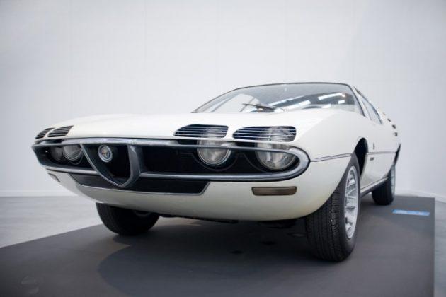 Alfa Romeo Montreal 1967 - front side