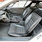 Alfa Romeo Montreal 1967 - interior