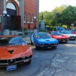 Alfa Romeo Montreal - meet up