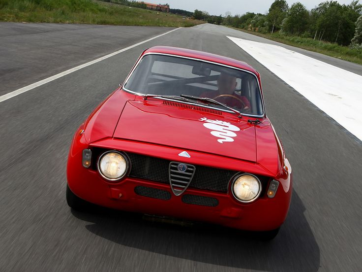 Alfa Romeo GTA 1300 Junior 1968