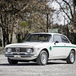 Alfa Romeo GTA 1300 Junior White