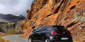Alfa Romeo MiTo Backside