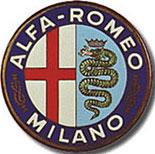 логотип Alfa Romeo 1915 года