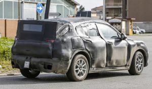 Alfa Romeo Stelvio back