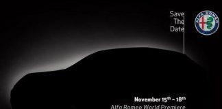 Презентация Alfa Romeo Stelvio