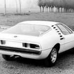 Alfa Romeo Montreal - Expo Prototipo - Backside
