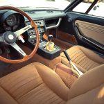 Alfa Romeo Montreal 1970 - Interior