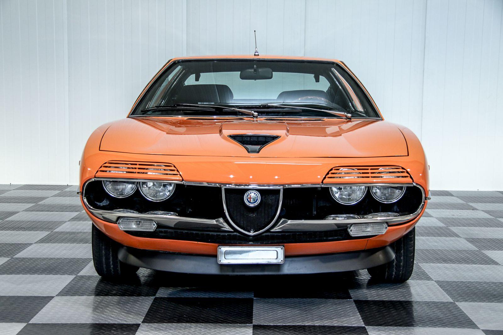 Alfa Romeo Montreal 1967 - Expo Prototipo