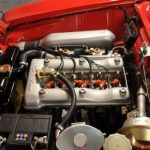 Alfa Romeo GTA 1300 Junior Engine