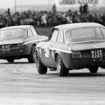 Alfa Romeo GTA 1300 Junior on race